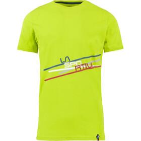 La Sportiva Stripe 2.0 - T-shirt manches courtes Homme - vert